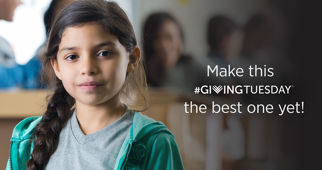Make This Giving Tuesday the Best One Yet!