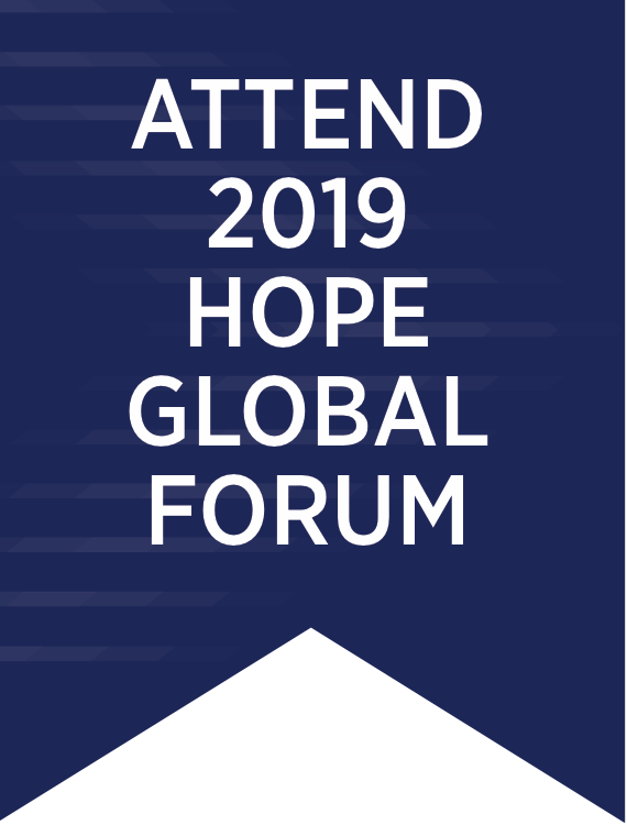 HOPE Global Forums | 2019 Annual Meeting