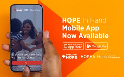 HOPE In Hand Mobile App Now Available