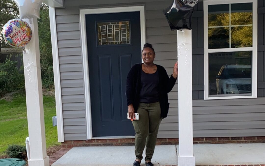 Monia's Fervor for Her Financial Future Pays Off!
