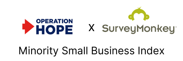 Operation HOPE Launches Minority Small Business Index in Collaboration with SurveyMonkey