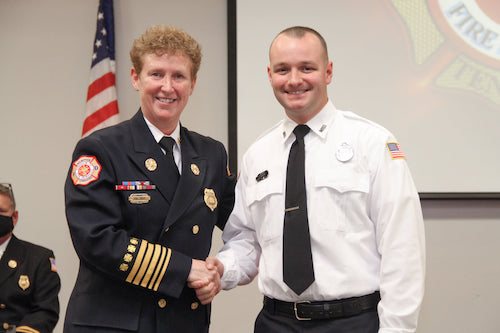 The Firefighter Who's On Fire for Financial Empowerment