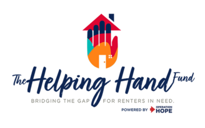 Operation HOPE Launches Helping Hand Fund to Aid Renters Facing COVID-Related Eviction